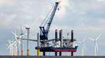 »Sea Installer« errichtet 6-MW-Windturbinen