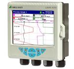 Energieversorger überwacht Prozesse mit Bildschirmschreiber im Feldgehäuse