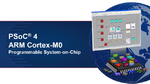 Cypress implantiert Cortex-M0 in PSoC
