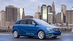 B-Klasse Electric Drive: Emissionsfreies Fahren mit Komfort