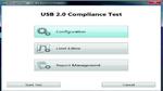 Konfiguration des USB-2.0-Konformitätstests