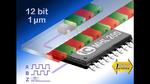 12-Bit-Positionsencoder mit linearem Hall-Sensor-Array