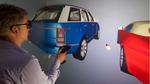Virtuelle Fahrzeugentwicklung bei Jaguar Land Rover