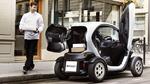 Renault Twizy Cargo mit Ladeabteil statt Rücksitz