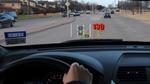 Mikrospiegel für Head-up-Displays und gekrümmte Anzeigen im Auto