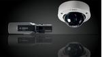 Überwachungskameras mit maximaler Auflösung nach PAL und NTSC