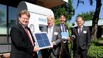Reiner Sonnenstrom für Elektrofahrzeuge in Dortmund