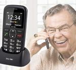 HFO Telecom mit Seniorenhandy plus Tarif im Gepäck