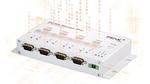 Frei programmierbarer 4-Kanal-CAN-Bus-Router
