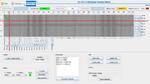 Das Soft Front Panel der 65-110 ist über die LXI-Konfigurationsseiten erreichbar und erlaubt es, die Matrix zu steuern oder zu überwachen. Das Panel zeigt die Matrix in ihrer Gesamtheit und erleichtert damit dem Anwender, die Einstellungen nachzuvoll