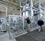 ZSW Power-To-Gas-Anlage produziert hochreines Methan