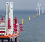 Windkraftwerk 'Riffgat' fertiggestellt