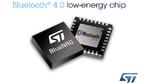 Energieeffizienter Single-Chip-Prozessor für Bluetooth 4.0