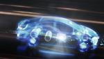 Serien-Limousine mit Brennstoffzellen-Hybridantrieb