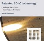 ams investiert in Produktionskapazitäten für analoge 3D-ICs