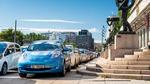 260 Elektrofahrzeuge bilden größten emissionslosen Konvoi