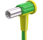 Steckverbinder für den Potentialausgleich gemäß DIN 42801