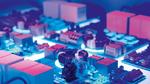 Beschichtung von elektronischen Baugruppen