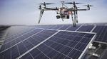Solarzellen-Kontrolle per Multicopter