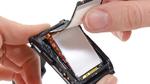 1 Smartwatch Pebble aufgeschraubt, neu