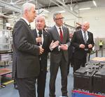 Weltweit größter Produktionsstandort für Start-Stop-Batterien