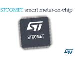 ST: Hochintegriertes System-on Chip für Smart Meter