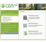 Econ app: jetzt Steuererleichterungen sichern