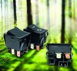 Omron Wippschalter für Geräte mit Null Standby-Stromverbrauch
