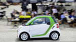 Fortwo Electric Drive kommt in China auf den Markt