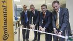 Continental eröffnet Kraftstofflabor in Regensburg
