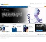 Eigene Microsite für den Bereich Healthcare und Medizintechnik