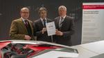 Strategische Kooperation zwischen Audi und TU Dresden