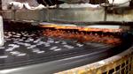 Drehscheibe für das flüssige Aluminium in der Granalienanlage