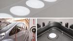 Druckausgleichselemente für Soundgeneratoren verhindern Unfälle