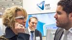 Die erste Google Glass Brille für den Fabrikarbeiter