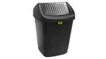 Um Ausschuss zu entsorgen, werden in der Elektronikfertigung meist herkömmliche Abfallbehälter aus Kunststoff verwendet – ohne jedoch das Gefahrenpotential der elektrostatischen Aufladung zu beachten, das von der großen Kunststofffläche ausgehen kann