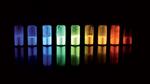 Singlet Harvesting Emitter sind in der Lage, alle sichtbaren Farben zu erzeugen.