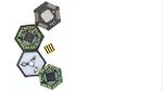 Wabenförmig angeordnete Sensoren