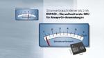 Stromsparende Inertial Measurement Unit für Always-On-Anwendungen