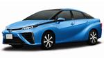 Brennstoffzellenfahrzeug geht in Serie