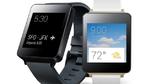 In geradlinig-schlichtem Design kommt die LG G-Watch mit Android Wear Betriebssystem heraus