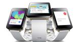 Die LG G-Watch kann mit unterschiedlichen Armbändern kombiniert werden.