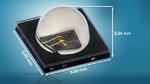 Schnelle 850-nm-Infrarot-LEDs
