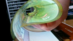 Flexible und transparente OLED-Panels mit 45,7 cm Diagonale