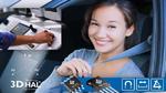 3D-Hall-Sensoren für Automotive und Industrie