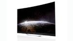 Gebogene 4K-OLED-Fernseher sind auf dem Markt