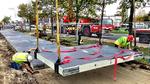 Niederlande bauen weltweit ersten Solar-Radweg