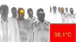 Wärmebildkameras dämmen Ebola-Verbreitung ein