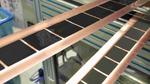 100 Meter Batterie-Elektrodenfolie pro Minute fertigen