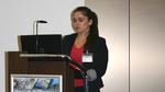 Filiz Elmas auf dem Summit Industrie 4.0 im Jahr 2014